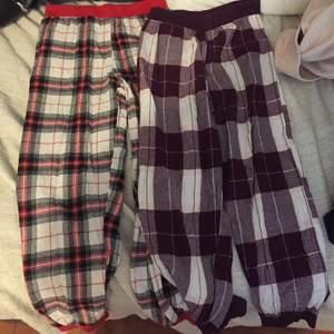 Pyjamas byxor i storlek 152, kommer ej till användning💞 50kr för båda tillsammans