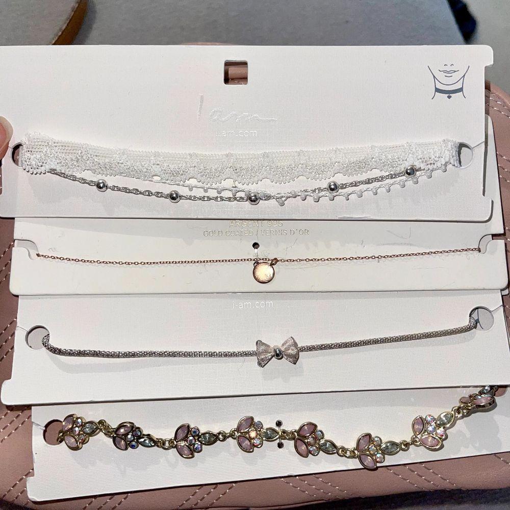 Helt nya Choker-halsband. 45 kr St. 2st för 75kr.. Accessoarer.