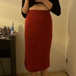 Säljer denna jättefina vintage kjolen som aldrig har kommit till andvändning💕