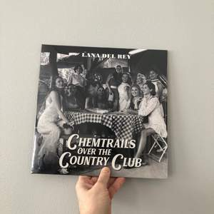 LANA DEL REY - CHEMTRAILS OVER THE COUNTRY CLUB - VINYLSKIVA
