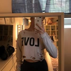 Jättefin tröja/top