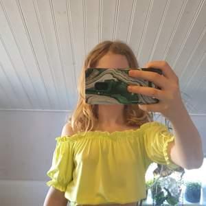 Nion grön magtopp med korta armar