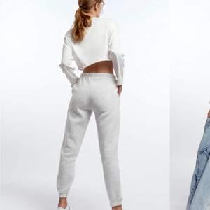 Bekväma sweatpants, säljes då de inte passar i midjan. För egna bilder skriv privat ❤️ Köparen står för frakt, inga returer