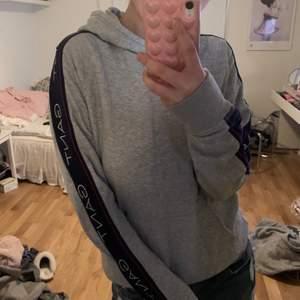 Säljer denna gant hoodie. Jag på bilden är en S. 200kr + frakt
