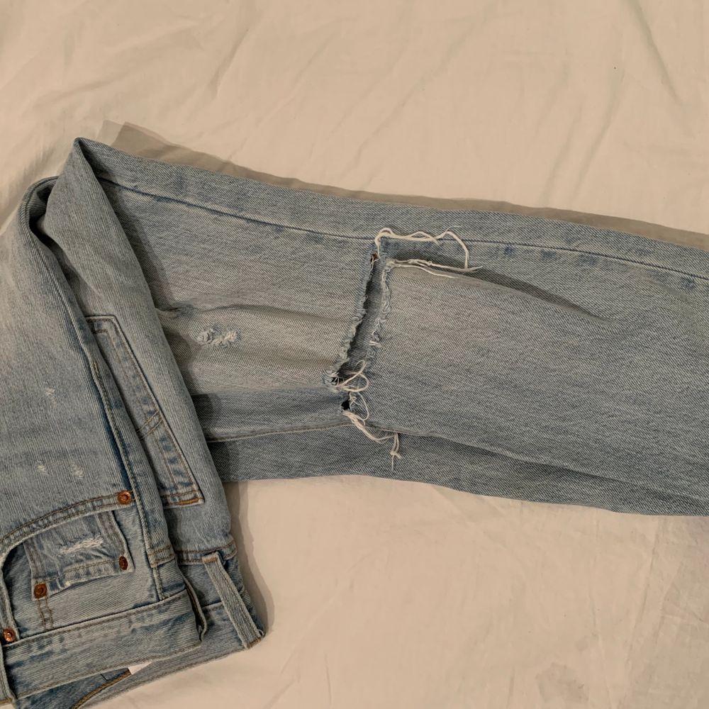 Levi's jeans 501, sparsamt använda.. Jeans & Byxor.