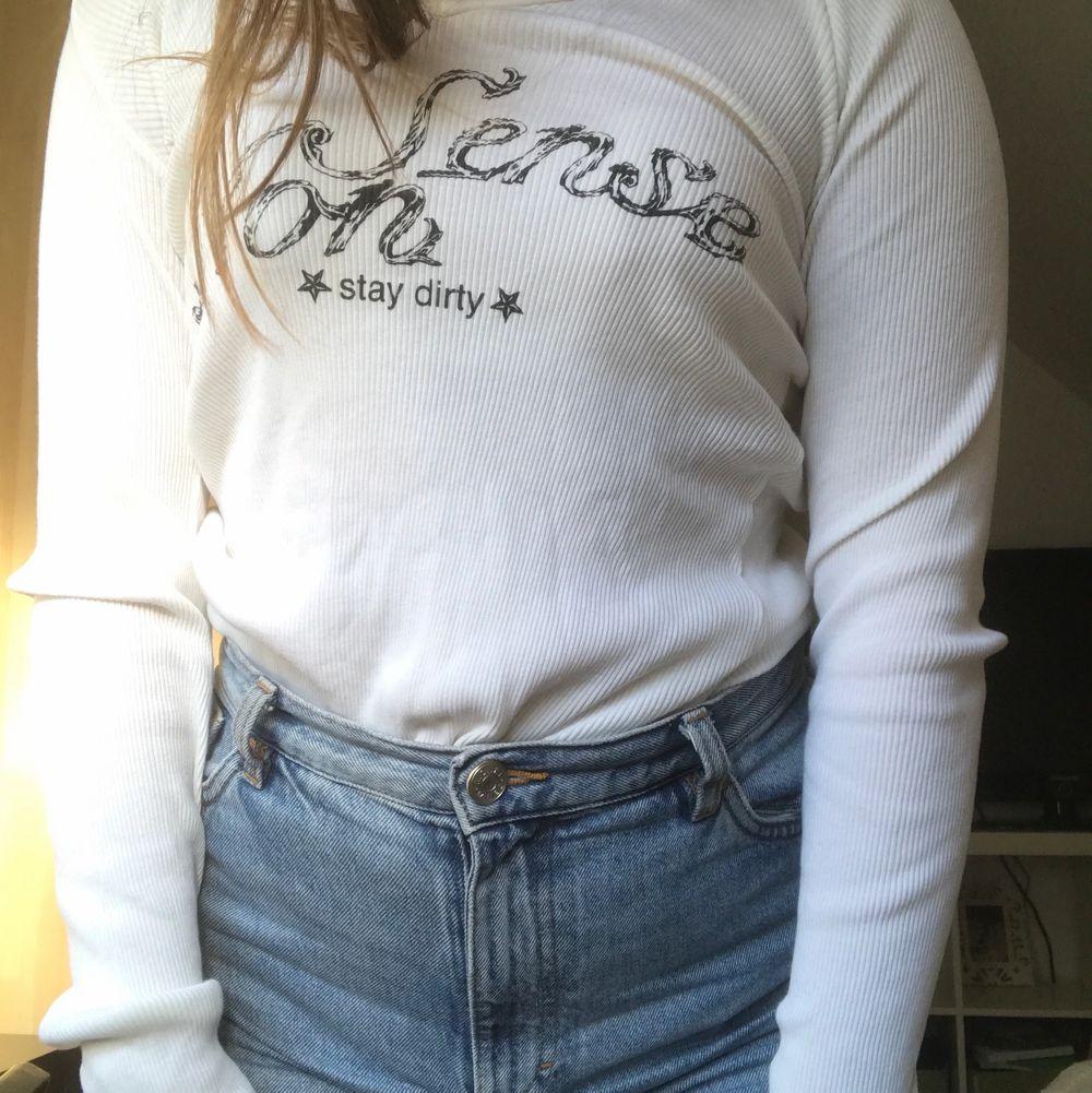 En tröja som aldrig kommer till andväningen . Tröjor & Koftor.