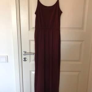Långklänning, storlek M