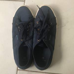 🔵Blåa Gant skor 🥿🔵