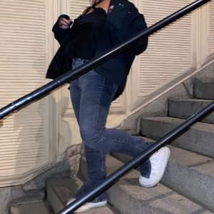 Zara jeans med slits!