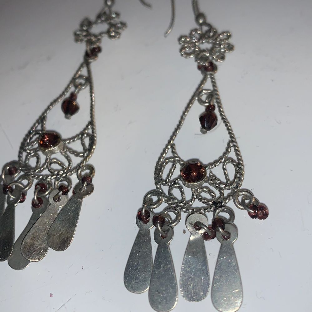 Jättefina vintage örhängen! Köparen står för frakt💞. Accessoarer.