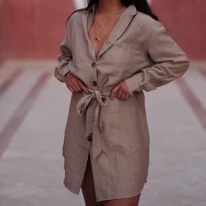 En skjortklänning från Loavies! Väldigt fin kvalite!