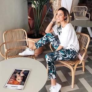 Jätte fina kostymbyxor från Anna glovers kollektion med H&M