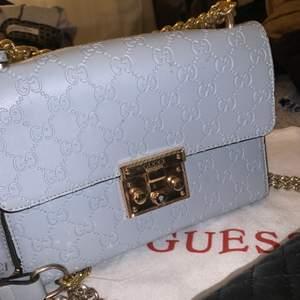 Gucci väska. Köpt i Spaninen. Kvittot finns.