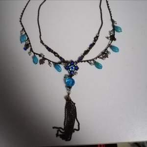 Ett jätte fint och unikt halsband som jag nu inte kommer ihåg vart jag köpte det💖
