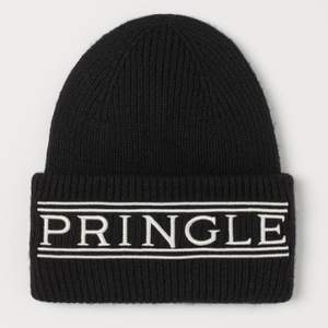 """Mössa från HMs kollektion """"Pringle"""". Slutsåld. Använd några enstaka gånger bara. Frakt ingår i priset!"""