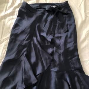 En söt mörkblå kjol, från nakd 💙 bara provad