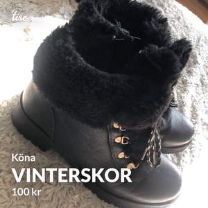Sköna, varma Vinter skor