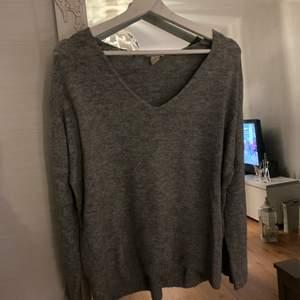 Super fin & mysig tröja från hm! Används inte längre därför säljer jag den.