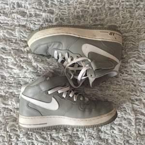 Snygg grå Nike air - FRI FRAKT !