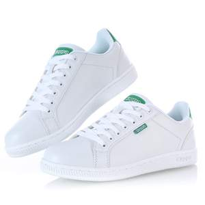 Vita sneakers i storlek 38 från Kappa. Använda endast ett fåtal gånger , ser ut som nya. Nypris är runt 300 kr. 💕