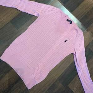 Klassisk Kabelstickad tröja från Ralph lauren
