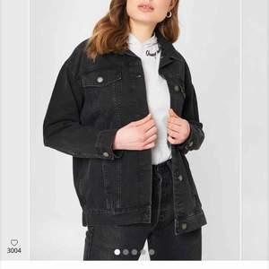 Svart jeansjacka från cheapmonday! Nyskick. Frakten går på 100kr😊