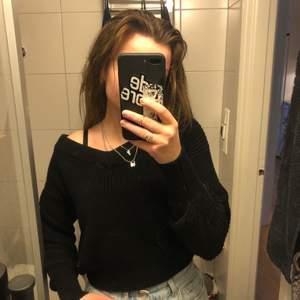 Intressekoll på min stickade tröja med bara axlar i storlek S. Använd få gånger och är i fint skick! 🤍 pris kan diskuteras.