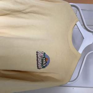 Oversize sweatshirt från Bershka