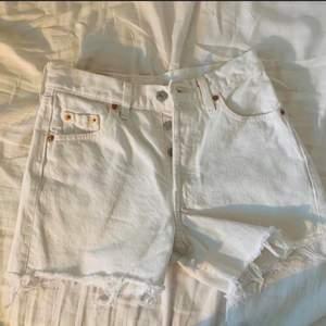 Vintage Levis shorts 501. Passar som en storlek 25. Fint skick