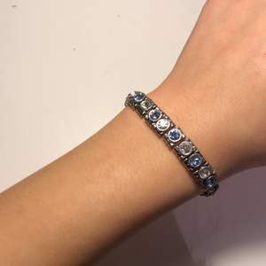 Vintage armband i stenar. Super fin! Frakt 11