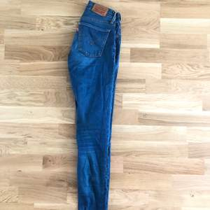 Blåa Levi's jeans, frakt 79kr:) Endast swish