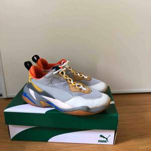 Puma Thunder Spectra US 8 (40.5) Steel Gray color Art. 367516 02