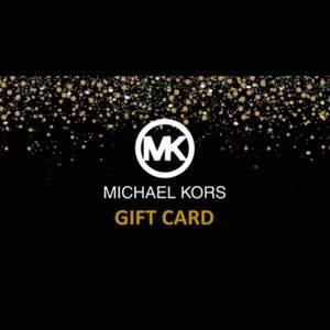 Säljer ett presentkort från Michael kors med ett värde på 2900kr. Kvitto finns och kortet gäller online och i Michael kors butiker.