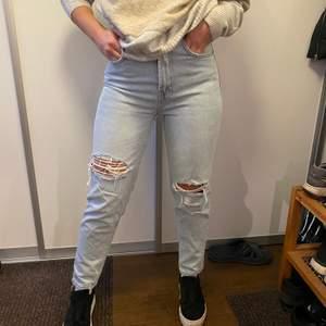 Jätte snygga jeans från zara st 34 använda en gång