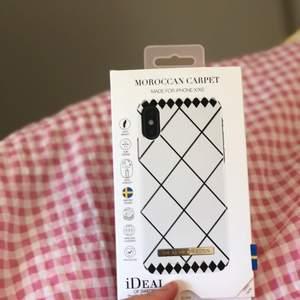 Skal Iphone X från ideal of sweden ♡ Helt oanvänt