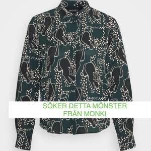 Söker detta mönster från Monki! :)