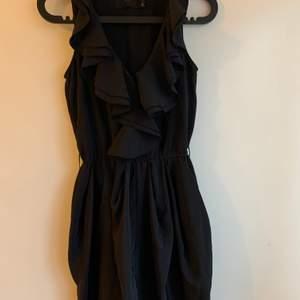 Fin svart klänning. I gott skick.