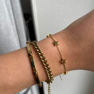 Säljer mina fina smycken från Edblad och Susanna falkens smyckes kollektion! Använder inte så mycket smycken så bättre att sälja. Dom är rostfria och som i nytt skick!