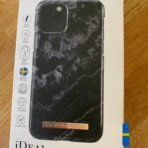 Ideal of sweden skal iPhone 11Pro/xs/x. Skalet är inte använt, köparen står för frakten!