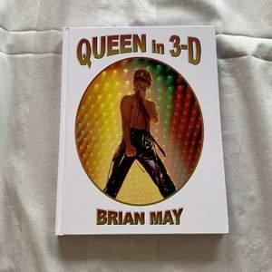 """Säljer denna limited utgåva av Brian Mays """"Queen in 3-D""""! För er som är intresserade av rockgruppen Queen och stereoscopic viewing så är denna bok perfekt för er 🥰"""