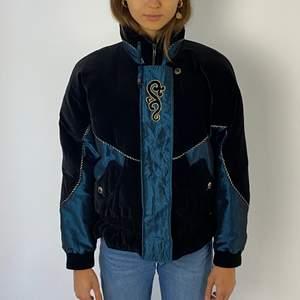 90's vintage Louis Vuitton bomber jacket super unique and cute