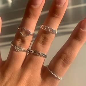Superfina ringar, skriv separat för enskilda pris, alla för 102 kr ink frakt <33
