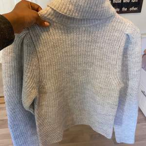 Got this knitted sweater for Christmas in 2020. Has not been used.  Wanted to change it, but managed to tear off the replacement tag.  Has never been used only tried on.