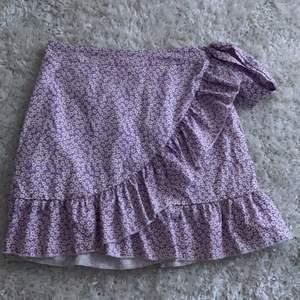 Lila kjol som endast är använd 2 gånger!