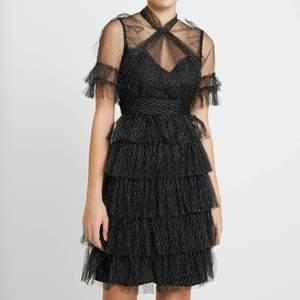 Söker denna klänningen från bymalina i en storlek xs-m, hör gärna av dig om du kan tänka dig att sälja 💕💕💕