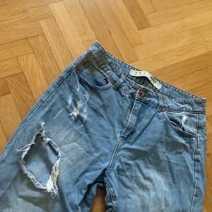 Slitna å tajta, men sköna jeans !