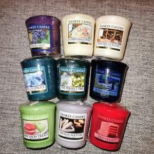 9st votiv ljus från tanke candle