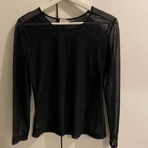 Säljer den här genomskinliga tröjan från In Wear. Den sitter som en S men är en M i storlek. Fin som festtopp. pris går att diskutera