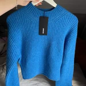 Så fin och mysig stickad tröja från weekday som aldrig kommit till användning 🥰 Strl XS men passar även större då den är lite oversized. Köpare står för frakt 💓