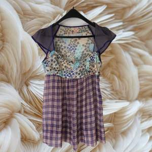 ZARA boho multicolored bloouse. Size M  Pick up available in Kungsholmen  Please check out my other items! :)
